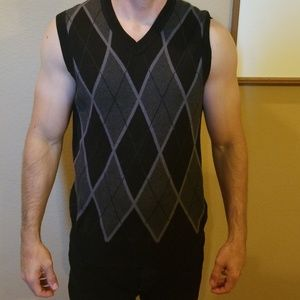Mens professional vest